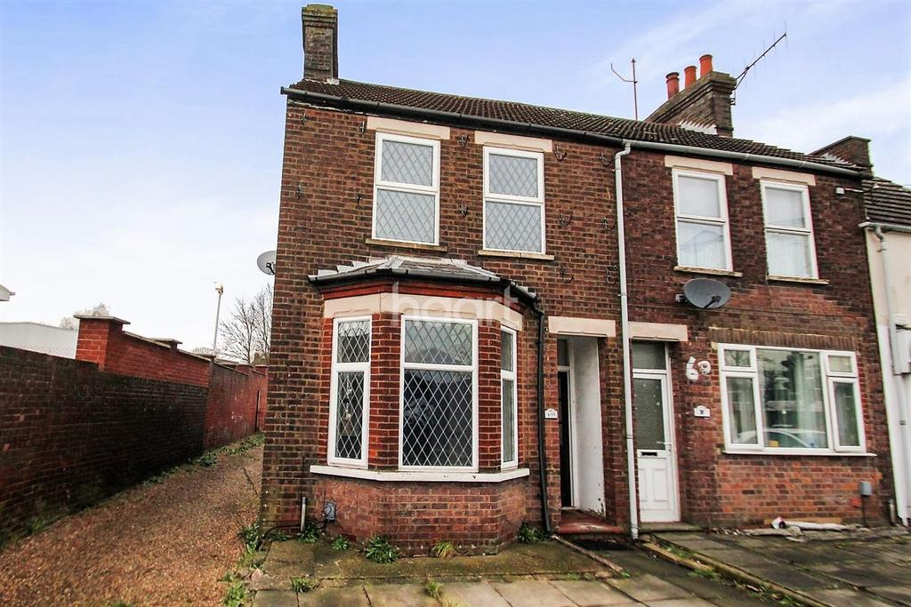 2 Bedrooms End Of Terrace House for sale in High Hopes In Hitchin Road