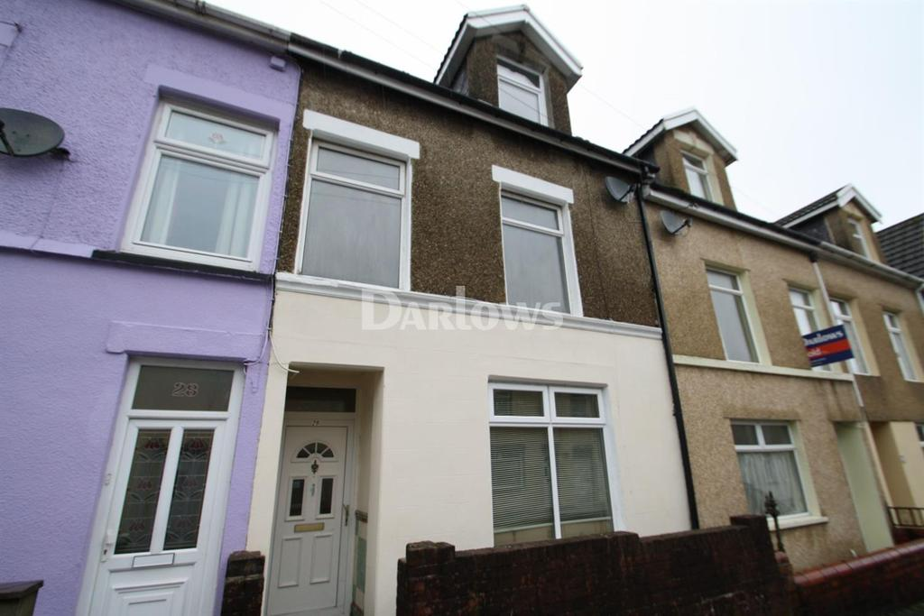 3 Bedrooms Terraced House for sale in Market Street, Tredegar, Gwent