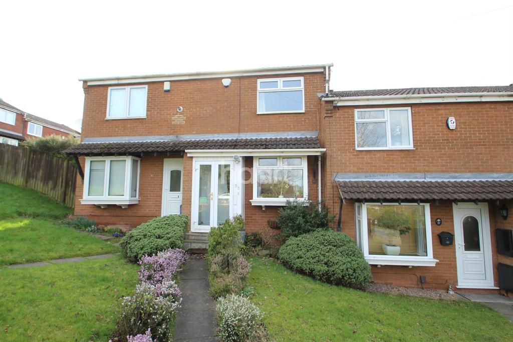 2 Bedrooms Terraced House for sale in Fairmead Close, Mapperley