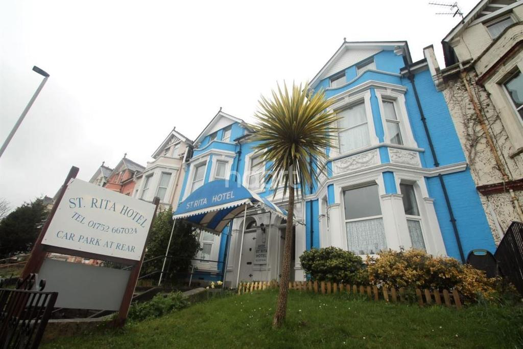 16 Bedrooms Terraced House for sale in St Rita Hotel, Alma Road, Plymouth