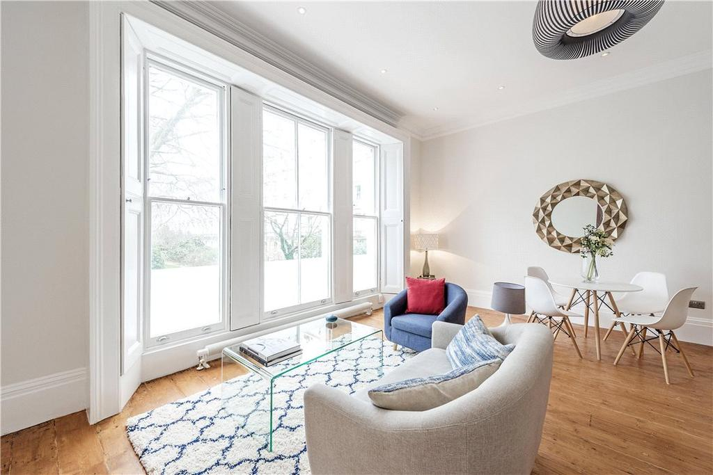 1 Bedroom Flat for sale in Hereford Road, Bayswater, London, W2