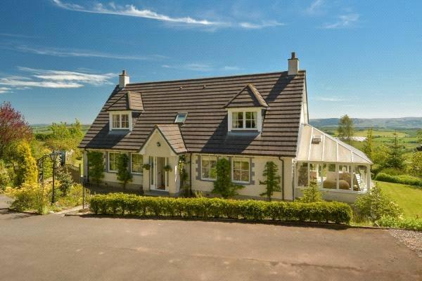 5 Bedrooms Detached House for sale in Silverbeck, Keillour, Methven, Perth, Perthshire