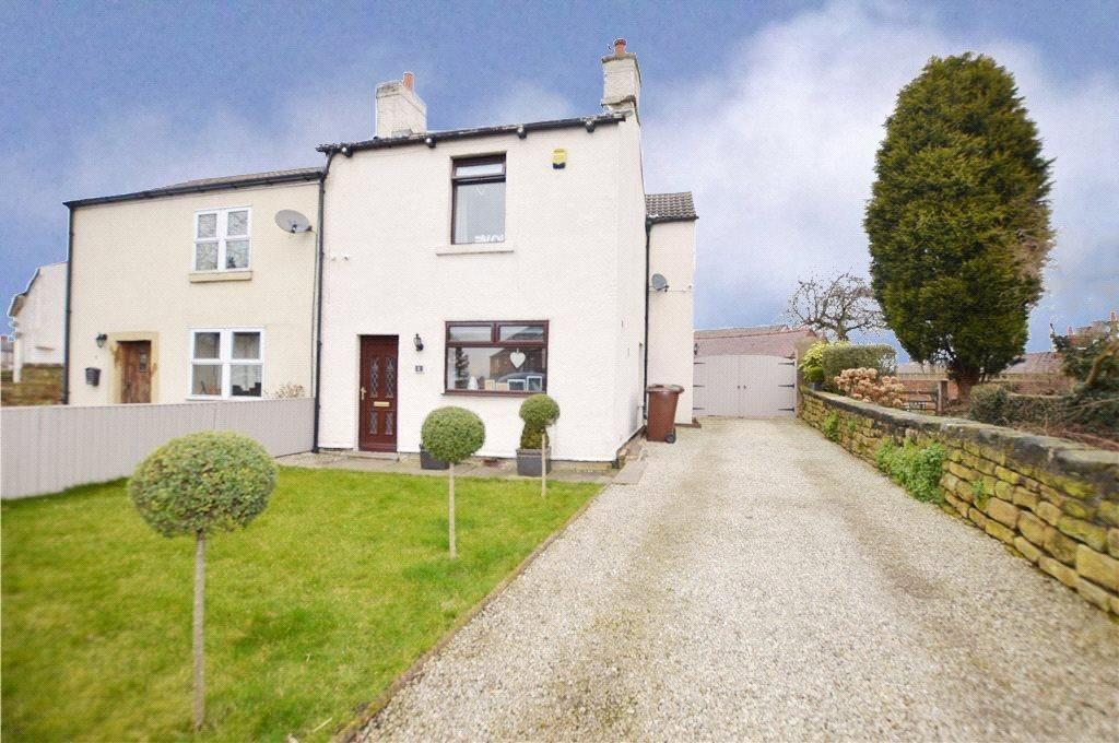 2 Bedrooms Semi Detached House for sale in Mill Lane, Ryhill, Wakefield, West Yorkshire