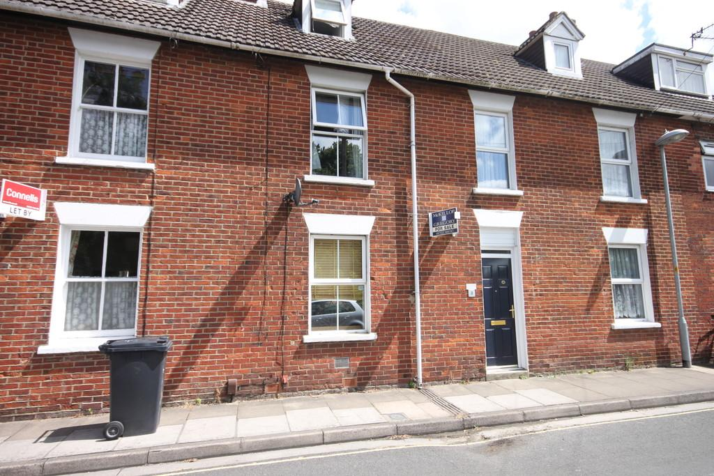 3 Bedrooms Terraced House for sale in ST MARTINS CHURCH STREET, SALISBURY, WILTSHIRE SP1 2HY