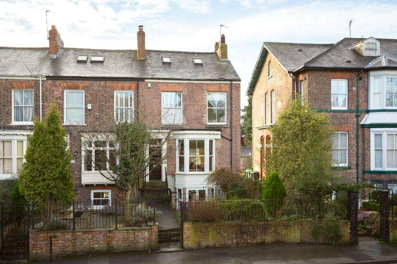 4 Bedrooms End Of Terrace House for sale in Acomb Road, York, YO24