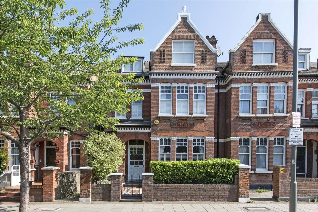6 Bedrooms Semi Detached House for sale in Ritherdon Road, Heaver Estate, Balham, London, SW17