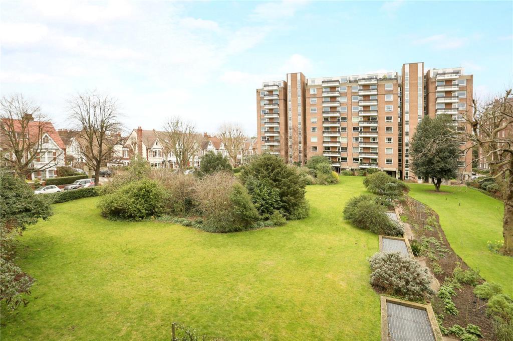 3 Bedrooms Flat for sale in Napier Court, Ranelagh Gardens, Hurlingham, Fulham, SW6