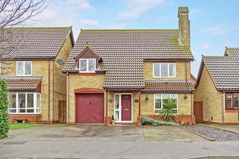 4 bedroom detached house to rent - Merlin Drive Sandy Bedfordshire