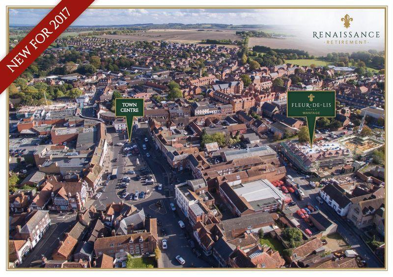 2 Bedrooms Apartment Flat for sale in Fleur-de-Lis, Church Street, Wantage
