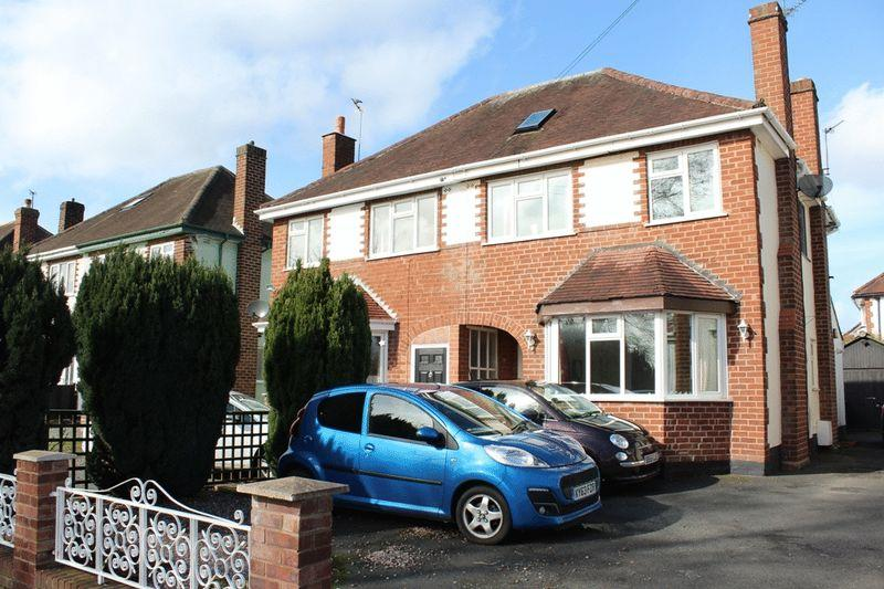 4 Bedrooms Semi Detached House for sale in Sundorne Road, Sundorne, Shrewsbury, SY1 4RP
