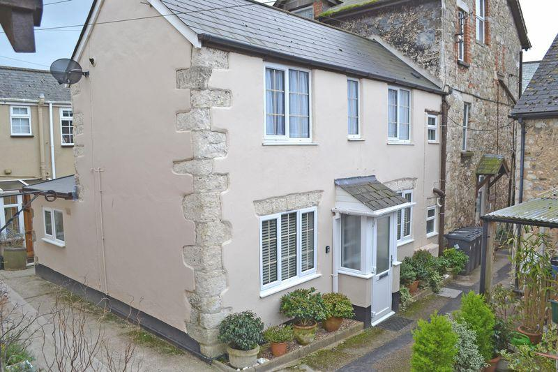 2 Bedrooms Semi Detached House for sale in Fore Street, Beer