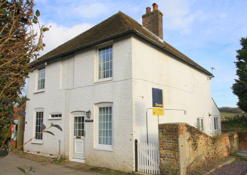 2 Bedrooms Semi Detached House for sale in The Row, Elham