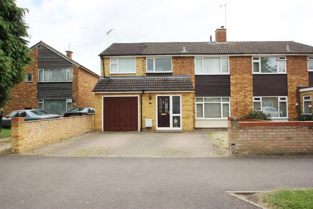 5 Bedrooms Semi Detached House for sale in Longfields, Bicester OX26