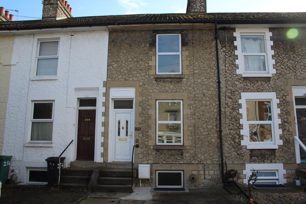 3 Bedrooms Terraced House for rent in Upper Fant Road, Maidstone ME16