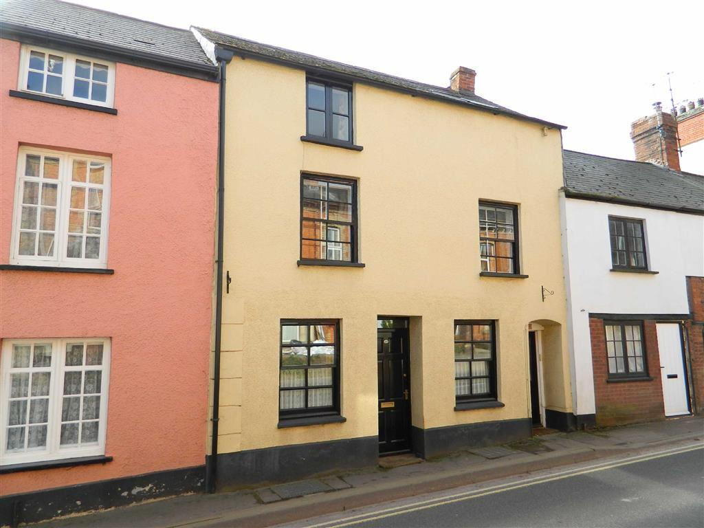 5 Bedrooms Semi Detached House for sale in Church Street, Wiveliscombe, Taunton, Somerset, TA4