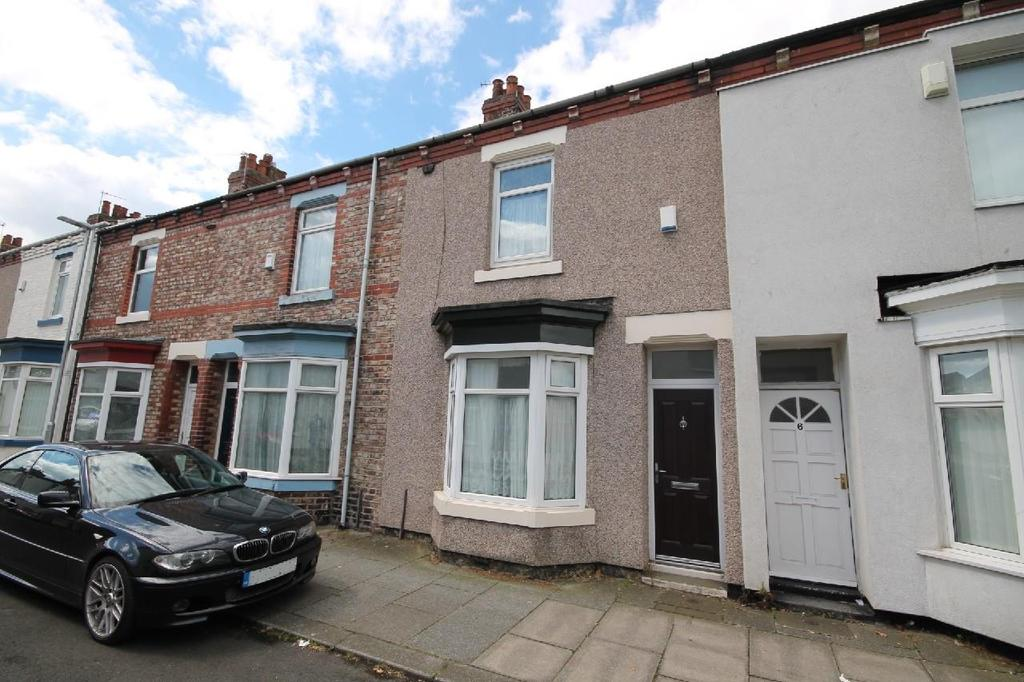 2 Bedrooms Terraced House for sale in Havelock Street, Thornaby
