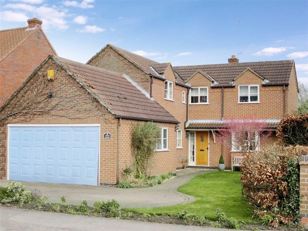 4 Bedrooms Detached House for sale in The Turnpike, Halam, Nottinghamshire, NG22