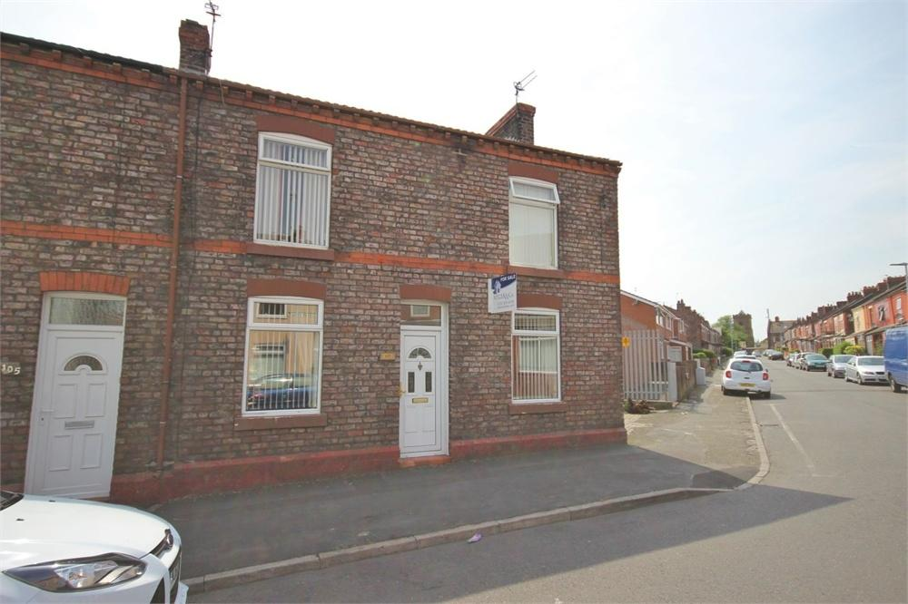 3 Bedrooms Terraced House for sale in Cooper Street, WIDNES, Cheshire