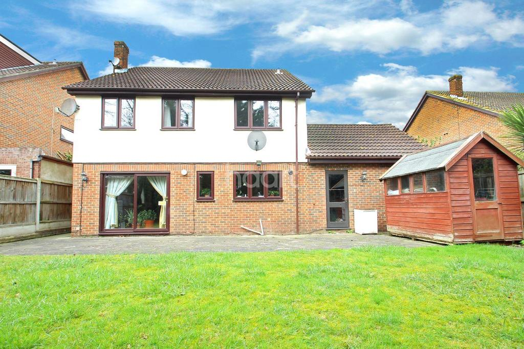 5 Bedrooms Detached House for sale in Sydenham Close, Marshalls Park