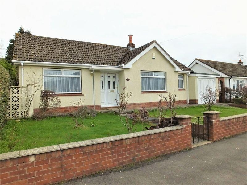 2 Bedrooms Bungalow for sale in Haven Way, Abergavenny