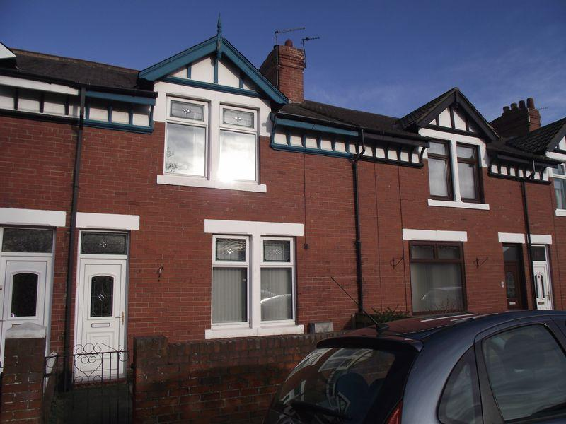3 Bedrooms Terraced House for sale in Wansbeck Road, Ashington, Three Bedroom Terraced House