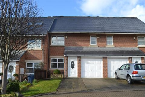 3 bedroom terraced house for sale - Bloomfield Court, North Haven, Sunderland