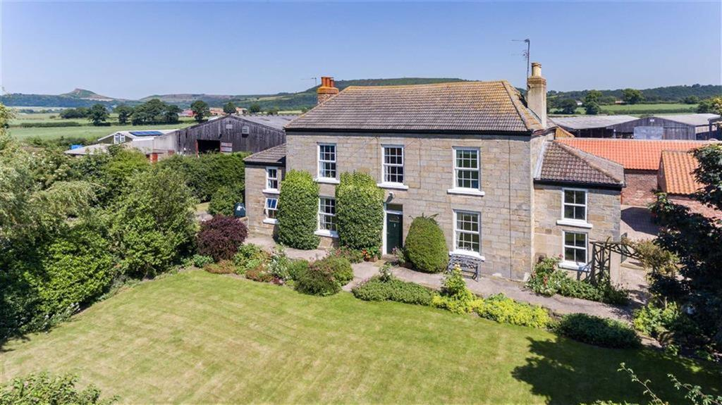 5 Bedrooms Detached House for sale in Easby, Great Ayton