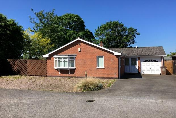 2 Bedrooms Bungalow for sale in Frederick Close, Queniborough, Leicester, LE7