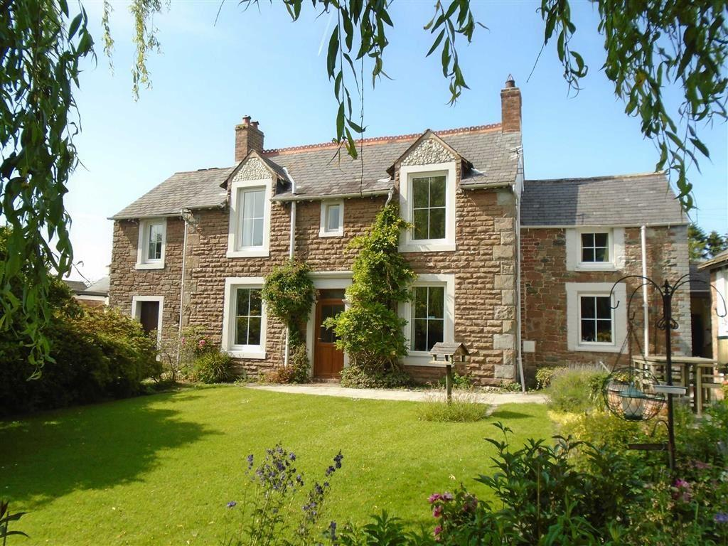 4 Bedrooms Detached House for sale in Thurstonfield, Carlisle