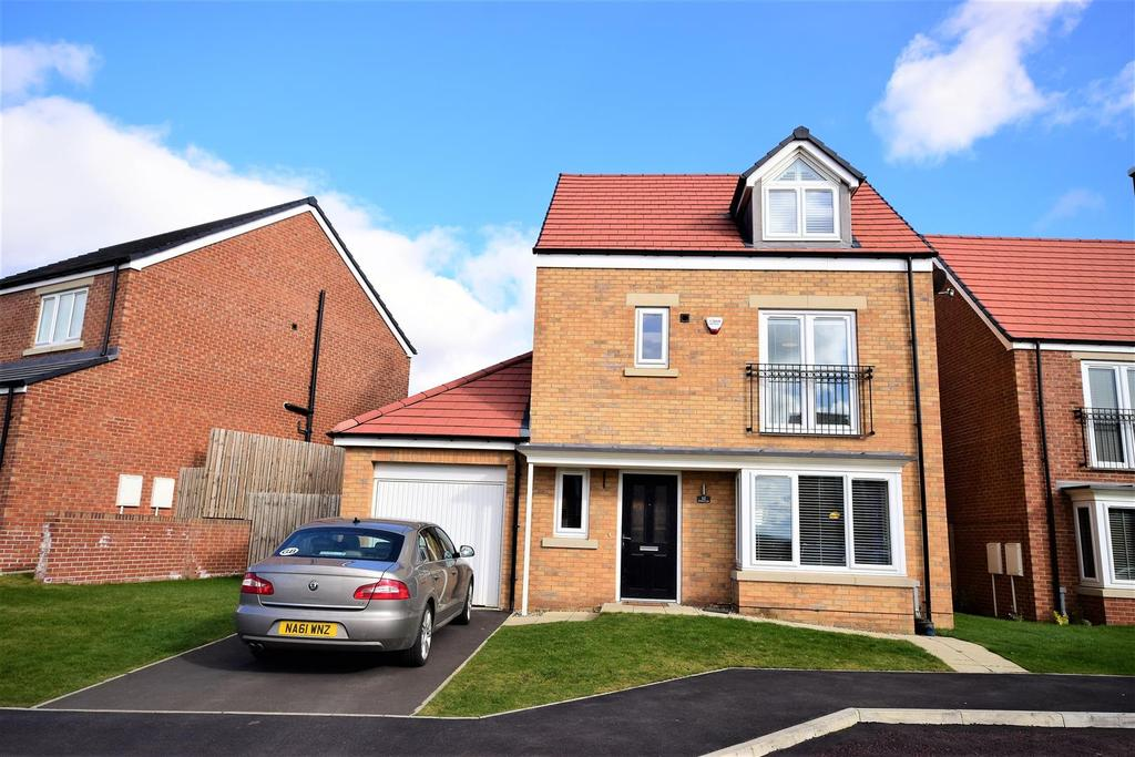 4 Bedrooms Detached House for sale in Primrose Lane, Houghton Le Spring
