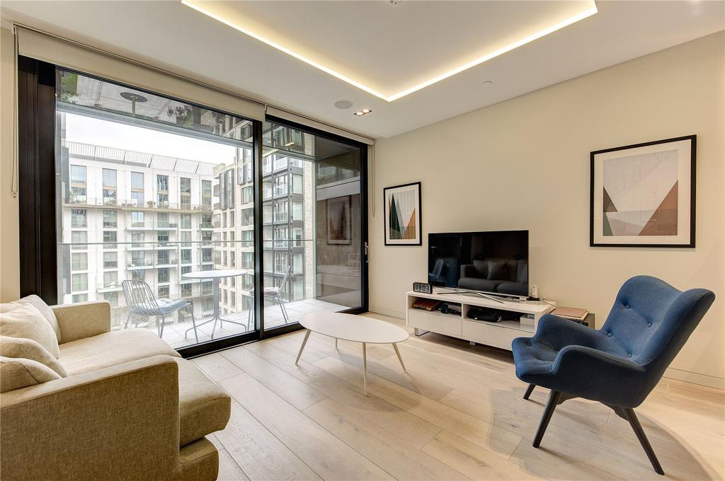 1 Bedroom Apartment Flat for sale in Pearson Square, Fitzroy Place, W1T