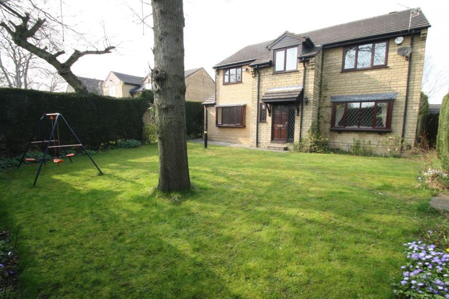 5 Bedrooms Detached House for sale in SHADWELL LANE, LEEDS, LS17 8AF