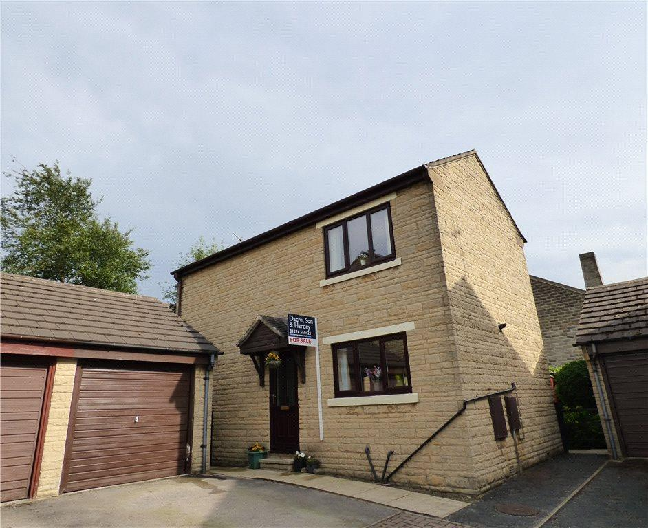 3 Bedrooms Detached House for sale in Ling Park Approach, Wilsden, Bradford, West Yorkshire