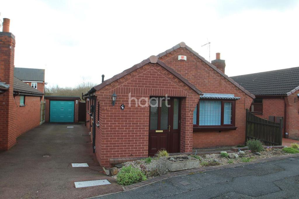 3 Bedrooms Bungalow for sale in Woolacombe Close, Mapperley