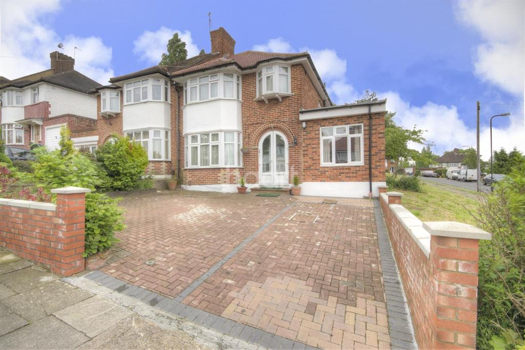 4 Bedrooms Semi Detached House for sale in Brampton Grove, Wembley Park