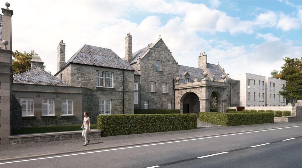 2 Bedrooms House for sale in Stables 2 Westerlea Refurb, Ellersly Road, Edinburgh, Midlothian