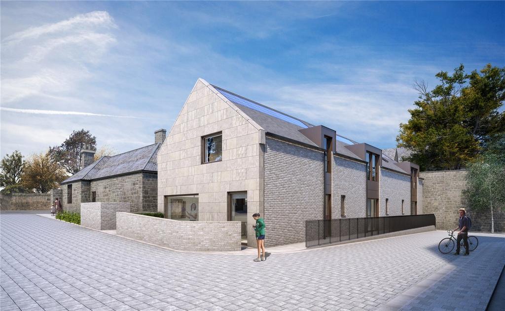 2 Bedrooms House for sale in Mews 3, Westerlea Refurb, Ellersly Road, Edinburgh, Midlothian