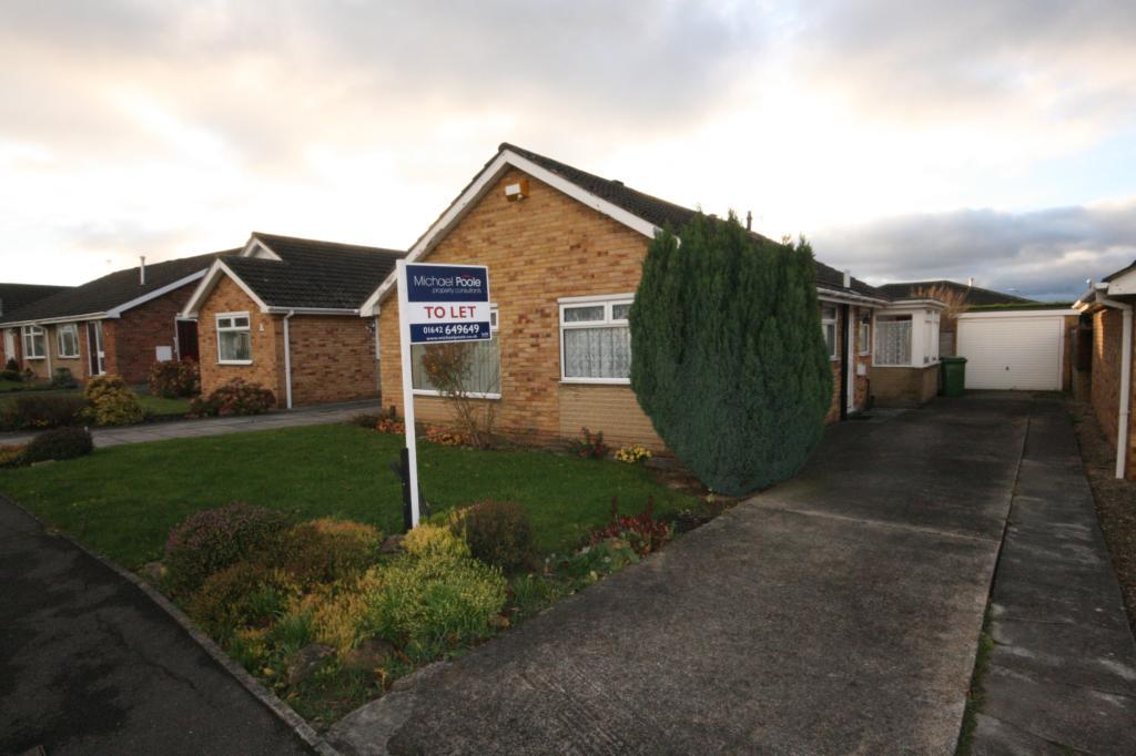 3 Bedrooms Detached Bungalow for rent in Newstead Avenue, Stockton-On-Tees