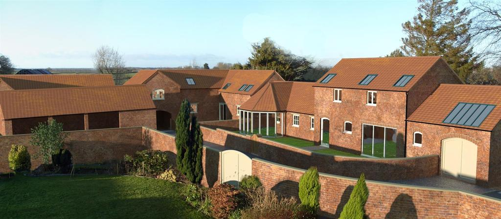 4 Bedrooms Detached House for sale in Plot 3, Burton Rise, Cherry Burton, Beverley, HU17 7RR