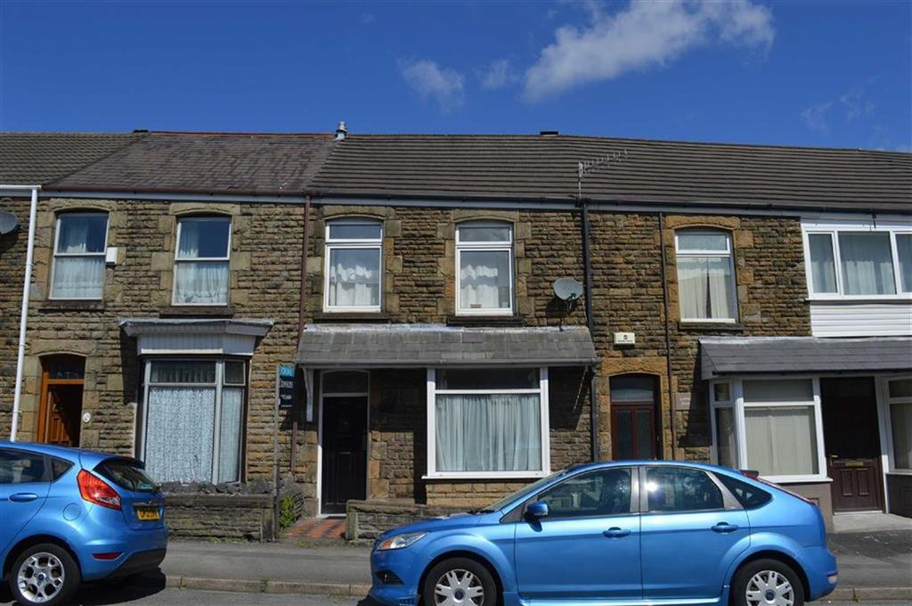 3 Bedrooms Terraced House for sale in Elgin Street, Swansea, SA5