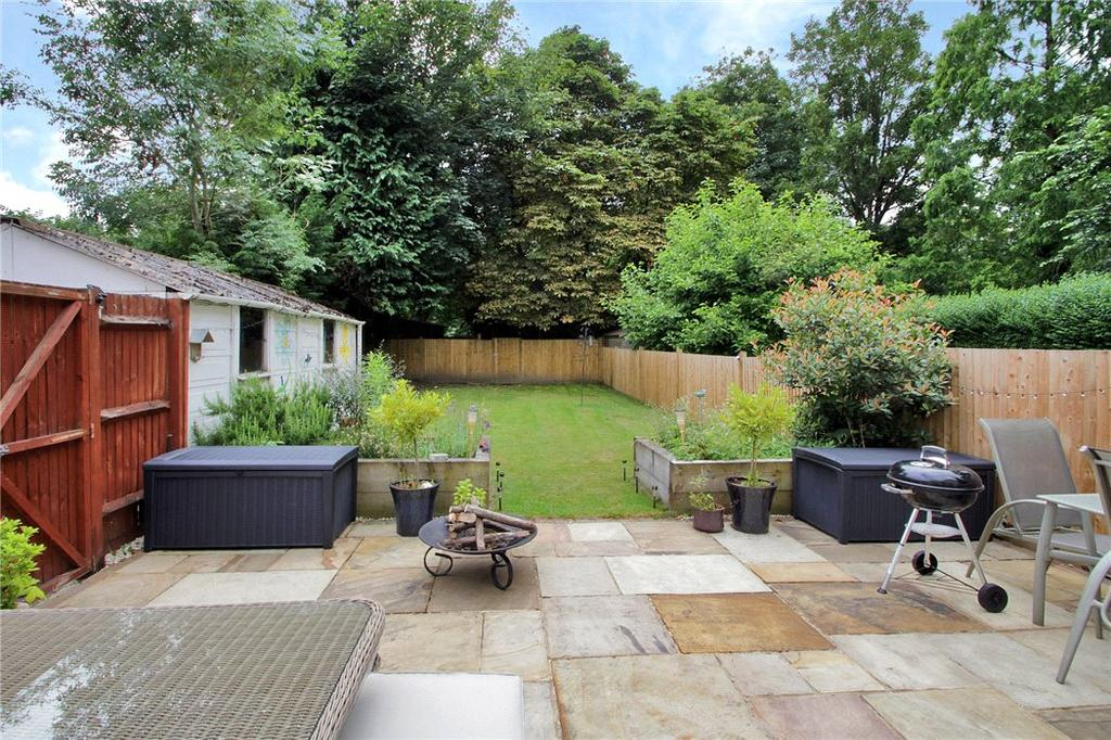 3 Bedrooms Semi Detached House for sale in Bradbourne Vale Road, Sevenoaks, Kent, TN13