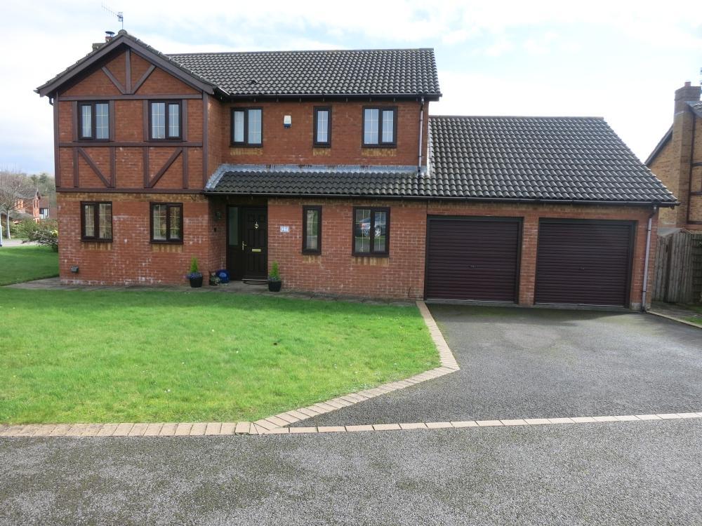 4 Bedrooms Detached House for sale in 27 Eglwys Nunydd, Margam, Port Talbot