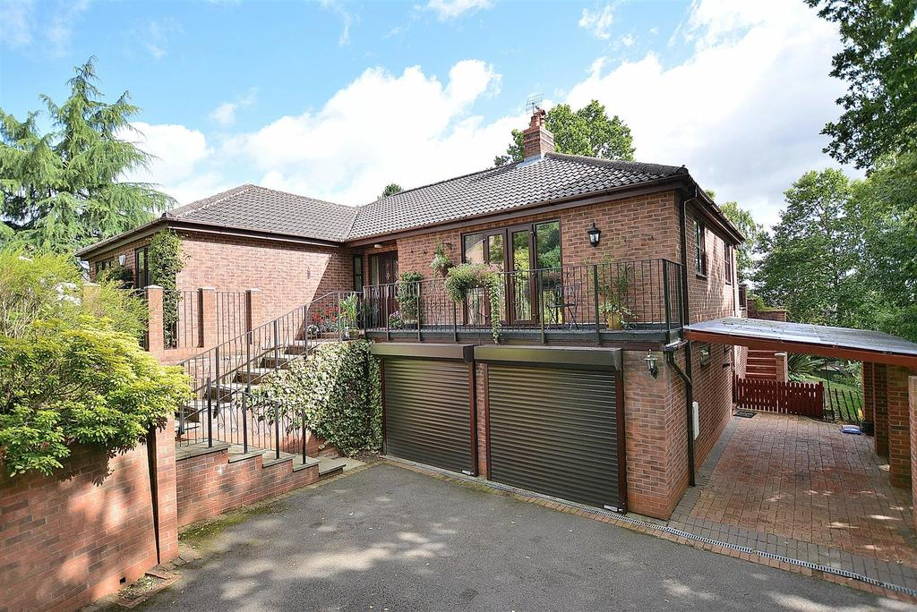 4 Bedrooms Detached House for sale in Nottingham Road, Ravenshead