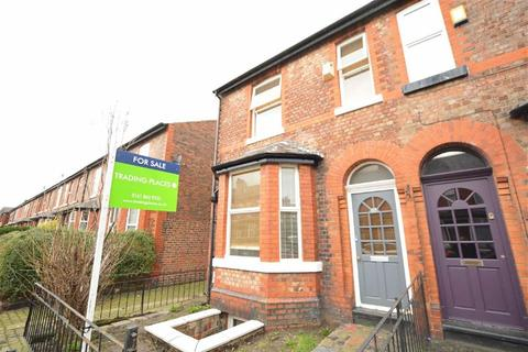 3 bedroom end of terrace house for sale - Cyprus Street, STRETFORD