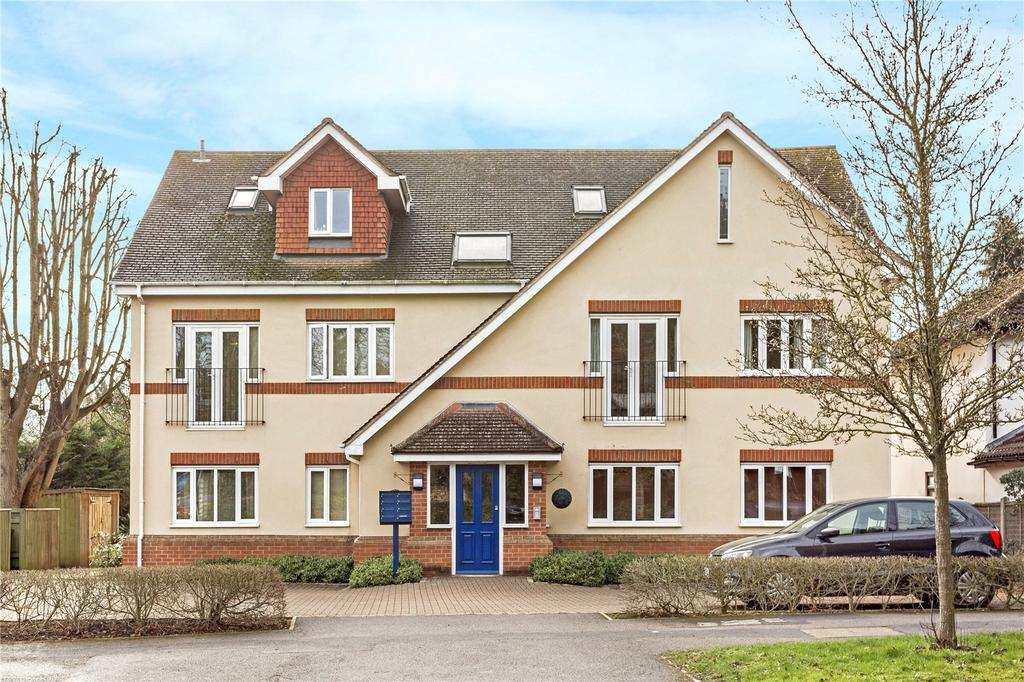 2 Bedrooms Flat for sale in The Lodge, 1 Five Mile Drive, Oxford, OX2