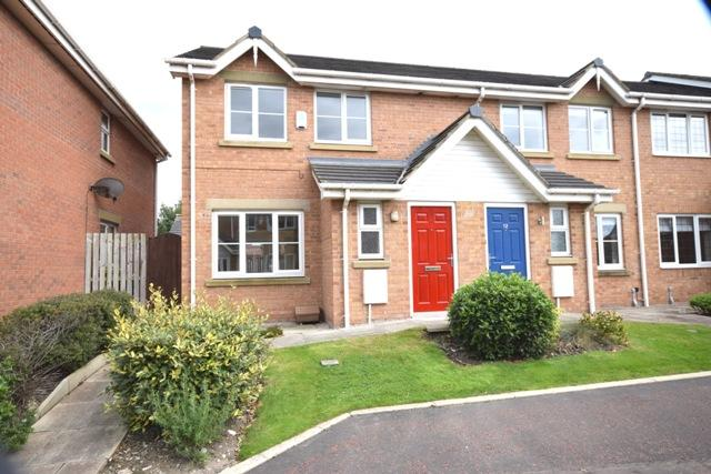 3 Bedrooms End Of Terrace House for sale in Burnham Place, Lytham , FY8
