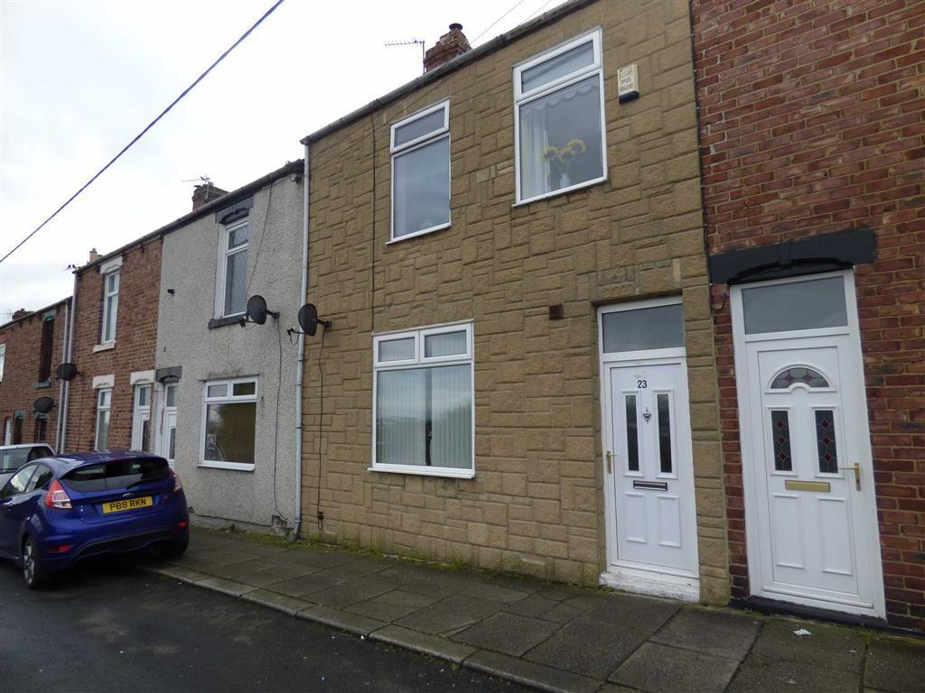 3 Bedrooms Terraced House for sale in 23, Kitchener Terrace, Ferryhill