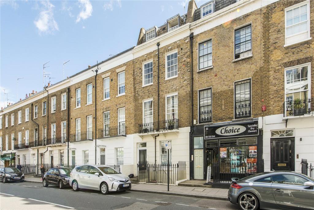 1 Bedroom Flat for sale in Denbigh Street, London, SW1V