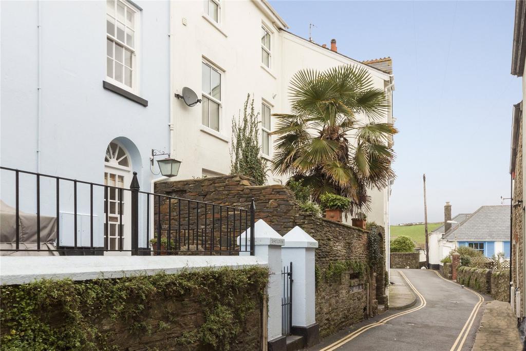 3 Bedrooms Apartment Flat for sale in Buckley Street, Salcombe, Devon, TQ8