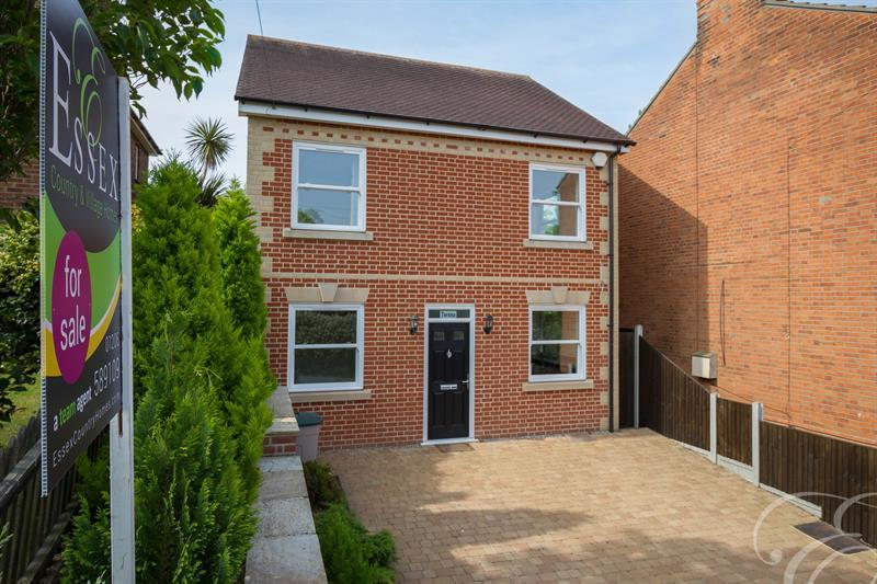 3 Bedrooms Detached House for sale in Mill Hill, Mistley, Manningtree
